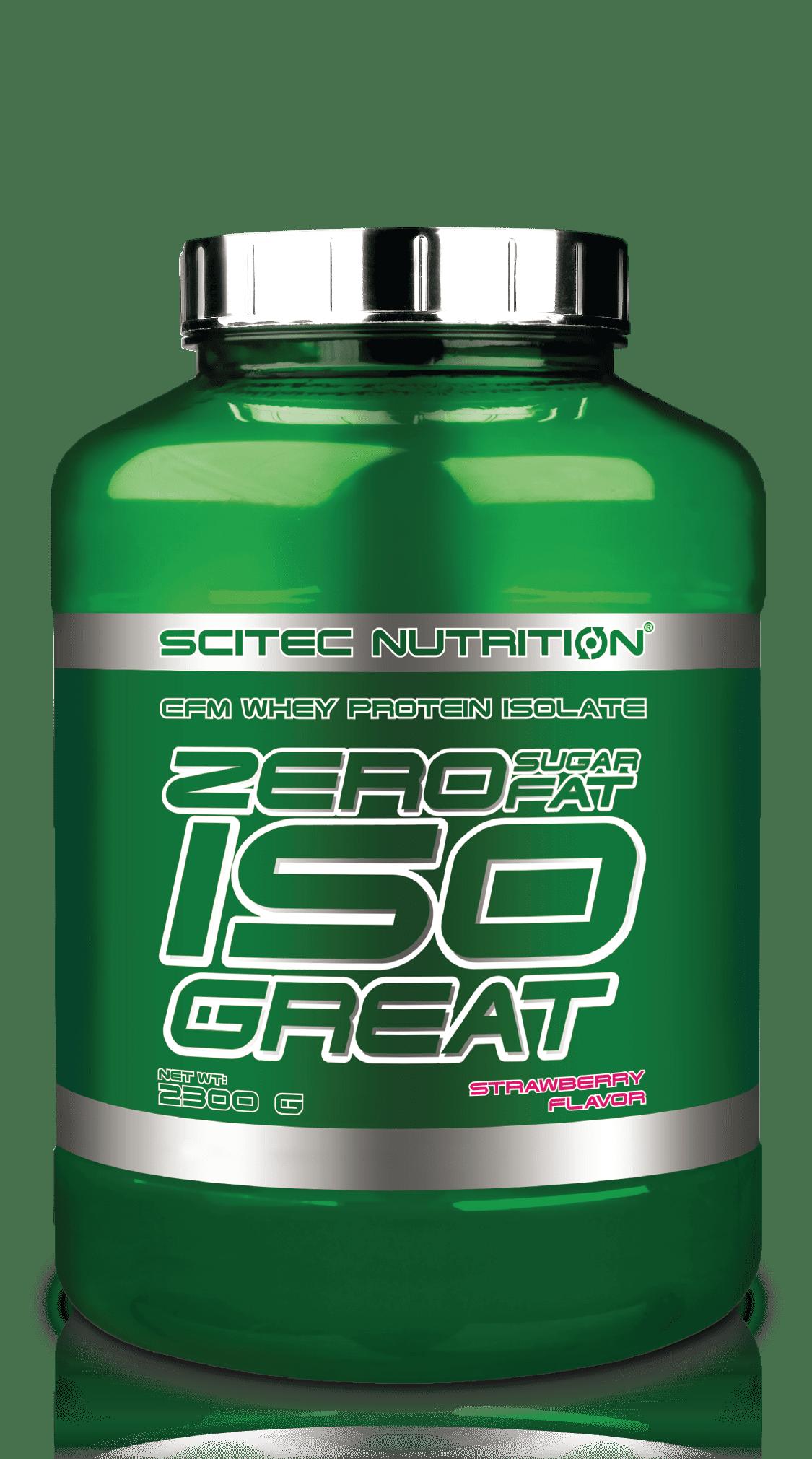 Zero Sugar Fat  Isogreat (Isolate)