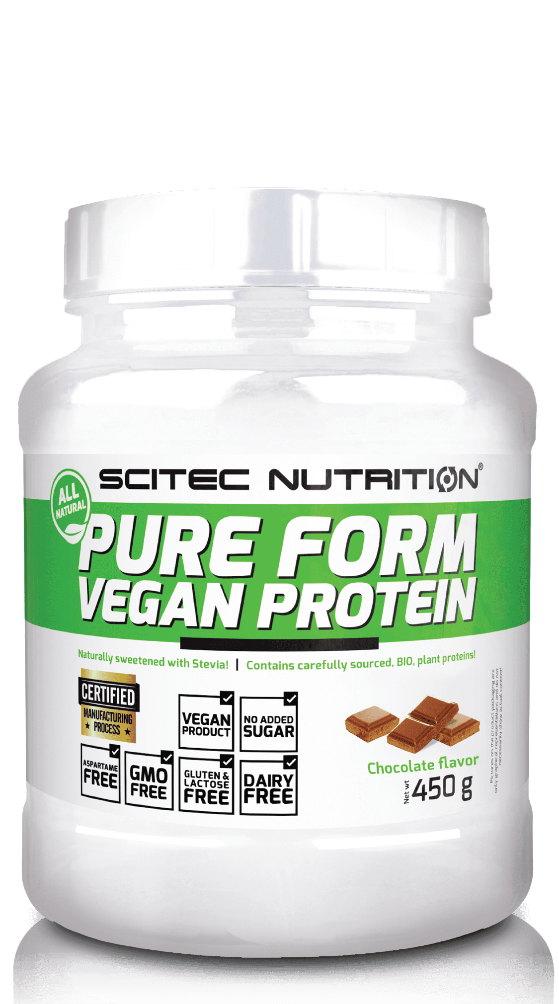 Pure Form Vegan Protein (GS)