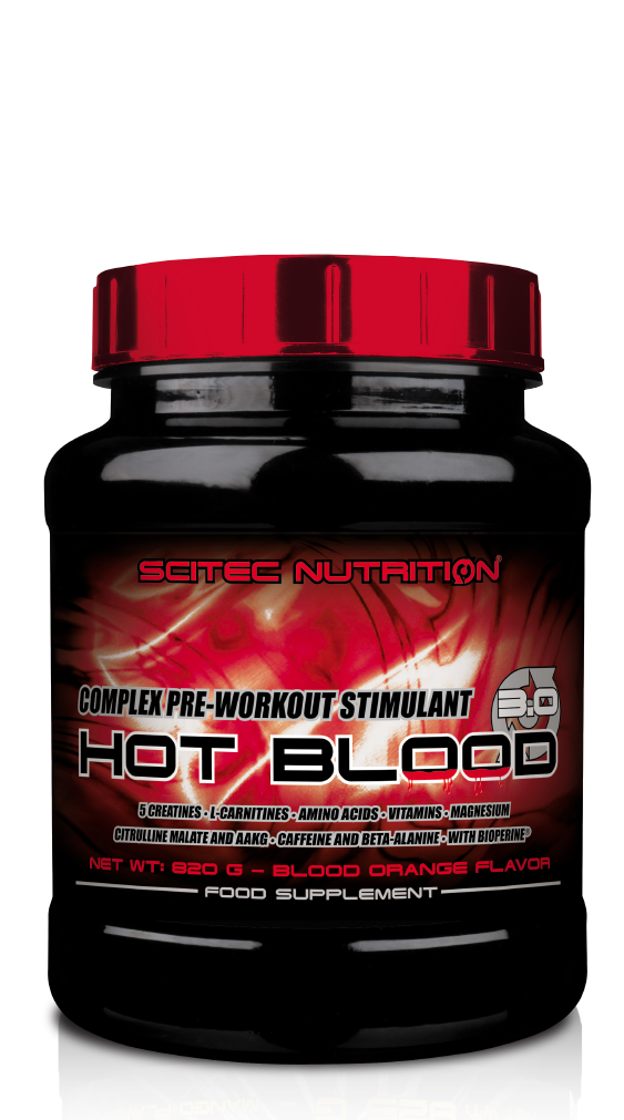 HOT BLOOD 3.0 (Pre-Workout)